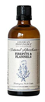 AMERICAN PROVENANCE: Firepits & Flannels Aftershave 3.4 OZ