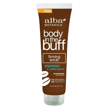 Body In The Buff Firming Coffee & Espresso Bean Scrub
