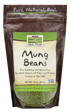 NOW: MUNG BEANS SPROUT  1 LB 1 lb