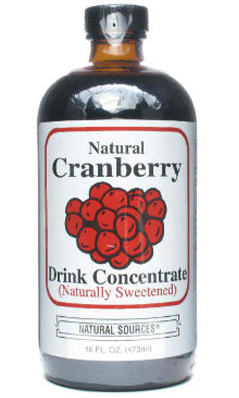 Cranberry Concentrate, 16 oz
