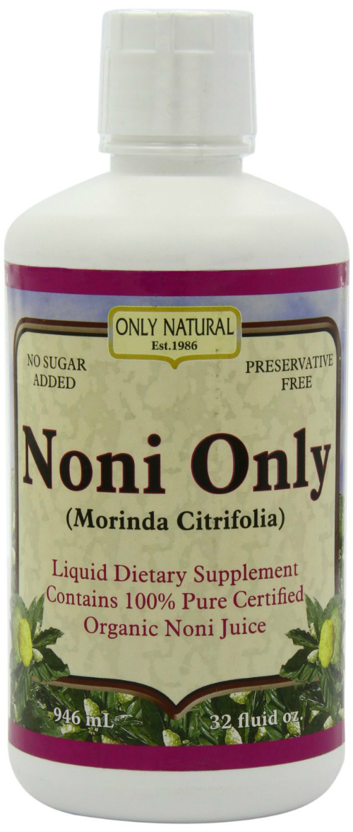 Noni Concentrate 650 Mg: Noni Only Complete Concentrate 32 Oz, $15.39ea From ONLY