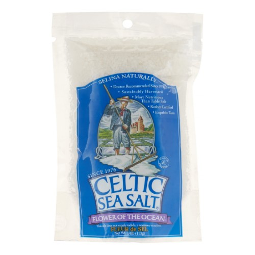 Flower of the Ocean Salt Bag