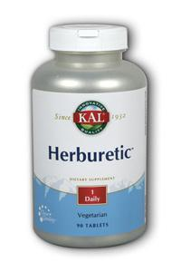 Kal: Herburetic 180ct