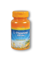 L-Theanine Maxicaps 200mg, 30ct