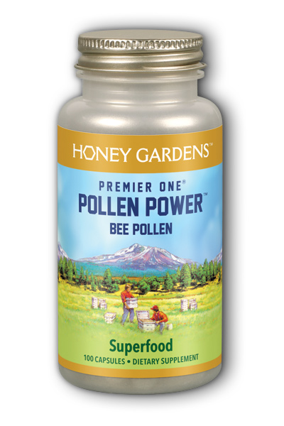 Pollen Power, 100ct 580mg