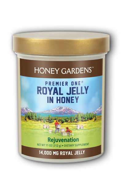 Royal Jelly in Honey--14000, 11oz 14000mg
