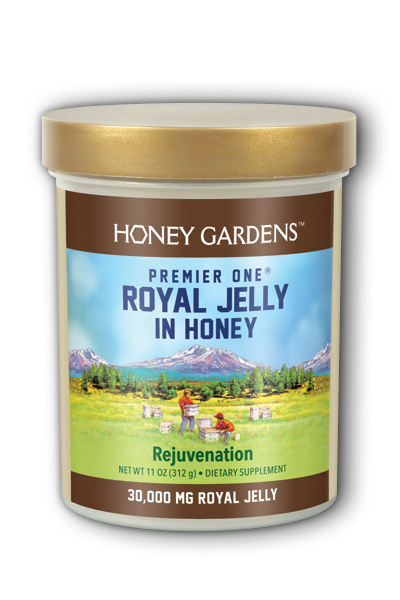 Royal Jelly in Honey 30000, 11oz 30000mg