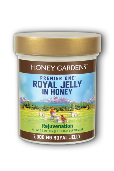 Royal Jelly in Honey 7000, 5.5oz 7000mg