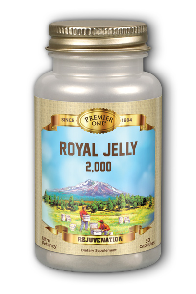 Royal Jelly 2000, 30ct 2000mg