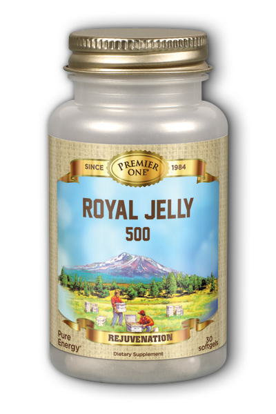 Royal Jelly 500 Dietary Supplement