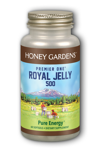 Royal Jelly Dietary Supplement