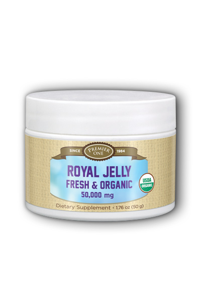 Royal Jelly Fresh & Organic (Natural) Dietary Supplement