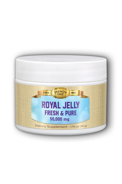 Fresh & Pure Royal Jelly Dietary Supplement