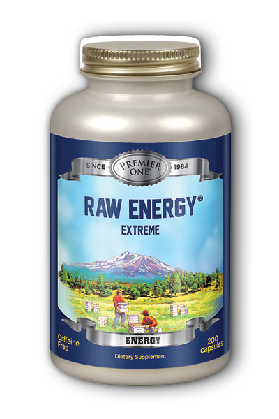 Premier One: Raw Energy Extreme 200ct
