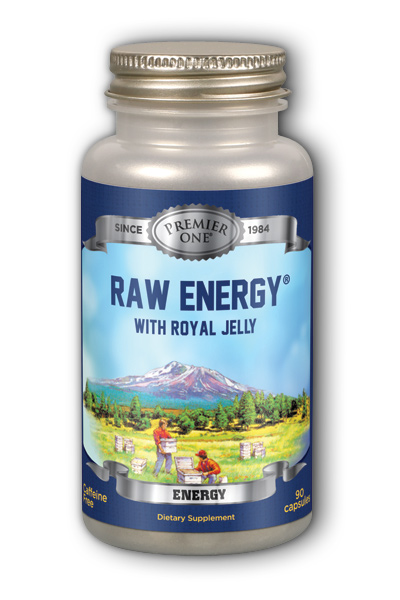 Premier One: Raw Energy 90ct 500mg
