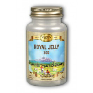 Royal Jelly Ginseng Dietary Supplement