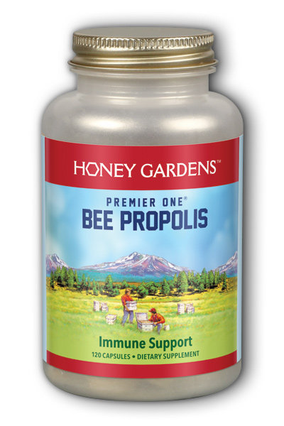 Premier One: Bee Propolis 120ct - 650mg