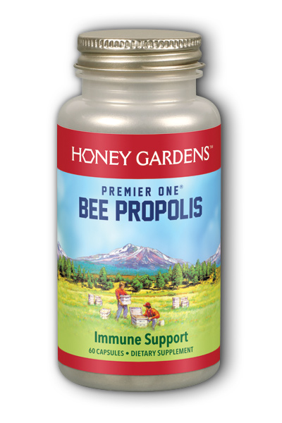 Premier One: Bee Propolis 60ct 650mg