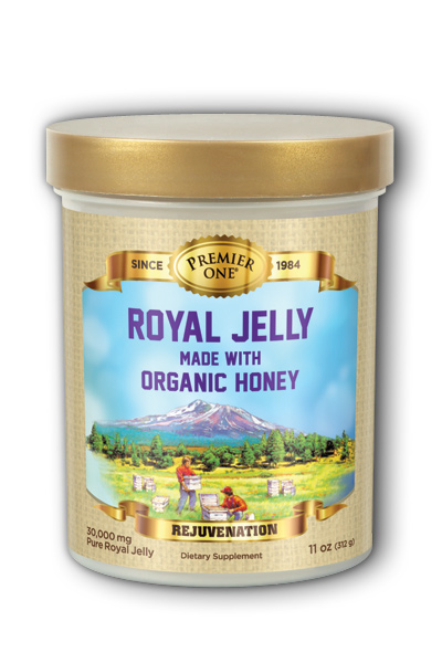 Royal Jelly 30000 in Organic Honey, 11 Liq 30000mg