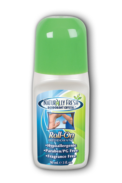 Roll-On Deodorant Fragrance Free