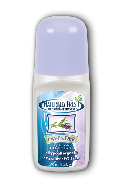 Roll-On Deodorant Lavender