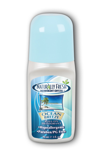 Roll-On Deodorant Ocean Breeze