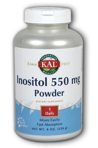 Kal: Inositol 8oz 550mg