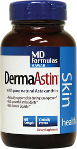 NUTREX: MD FORMULA DERMA ASTIN 60 CAPS