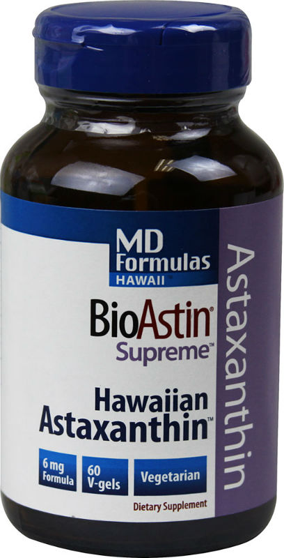 NUTREX: MD FORMULA BIOASTIN SUPREME 60 CAPS