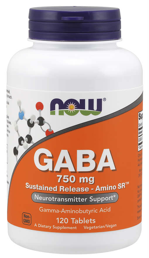 Gaba 750mg Sustained Release