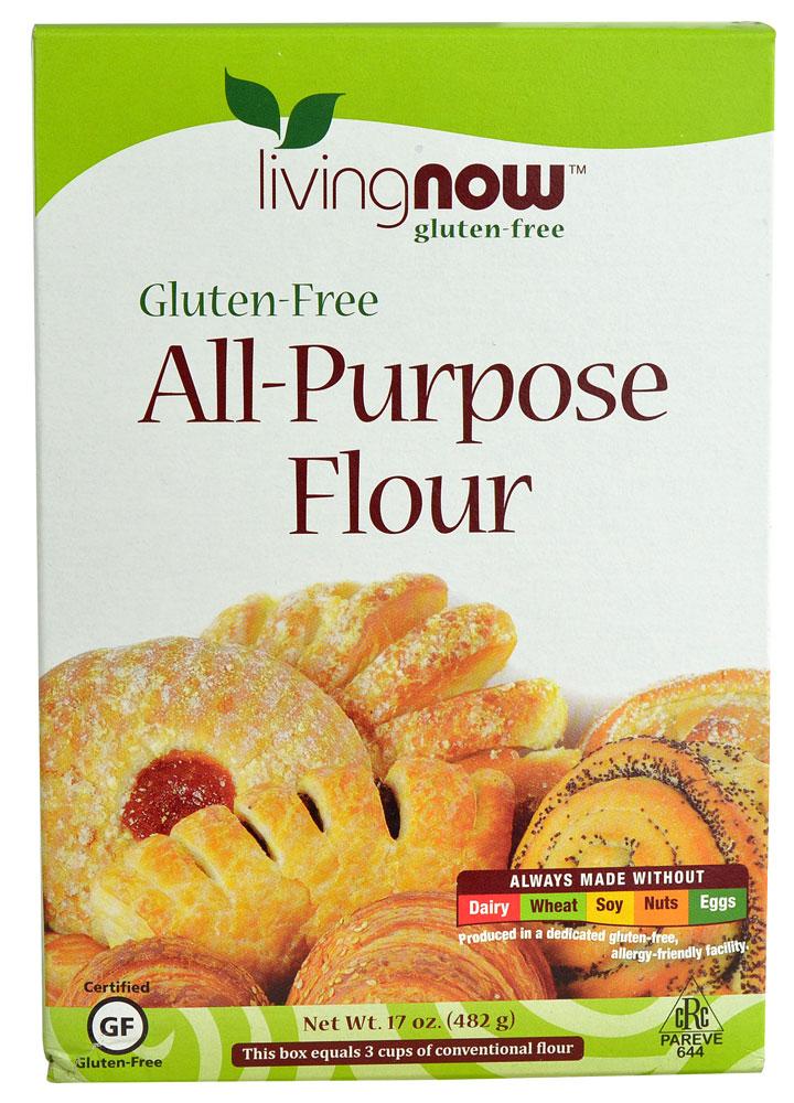 NOW: All Purpose Flour Gluten-Free 17 oz