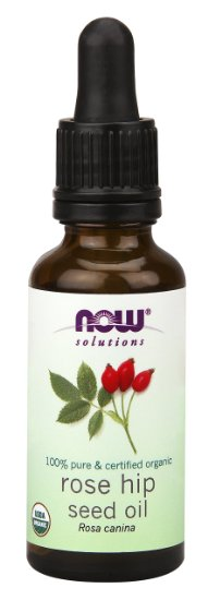 NOW: Rose Hip Seed Oil Organic 1 fl oz