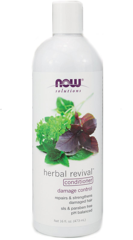 NOW: Herbal Revival Conditioner 16 fl oz