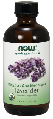 NOW: Lavender Essential Oil 4 fl oz