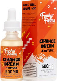 Tincture Orange Dream 500 mg