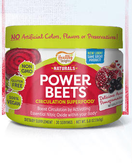 Healthy Delight Naturals Power Beets