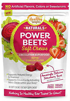 Healthy Delight Power Beets Chews