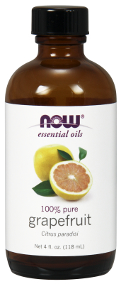 NOW: Grapefruit Oil 4 fl oz