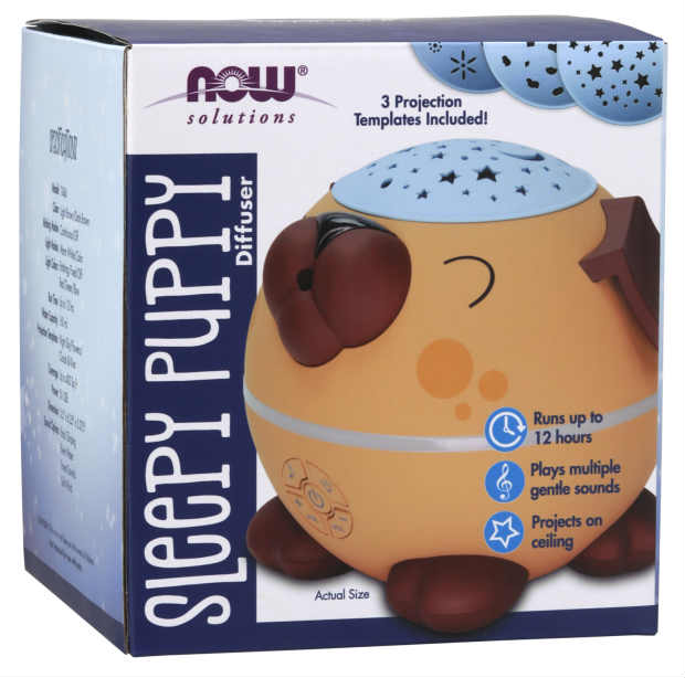 NOW: Sleepy Puppy Essential Oil Diffuser 1 each