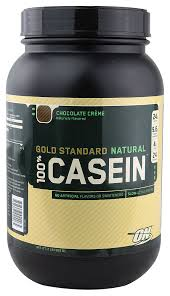 100 Percent CASEIN NATURAL CHOCOLATE 2.47 LBS from OPTIMUM NUTRITION