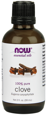 Clove Essential Oil, 2 fl oz