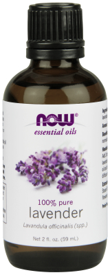 NOW: Lavender Essential Oil 2 fl oz