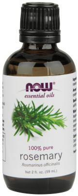 NOW: Rosemary Essential Oil 2 fl oz