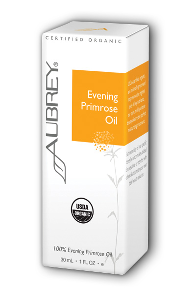 Aubrey Organics: Evening Primrose Oil 1 oz