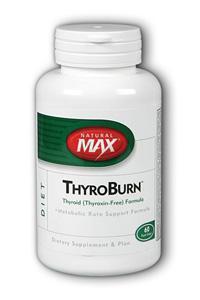 NaturalMax: Thyro Burn 60ct