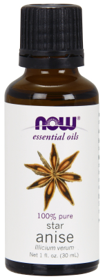 NOW: ANISE OIL  1 OZ 1 OZ