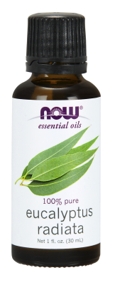 NOW: Eucalyptus Radiata Oil 1 fl oz