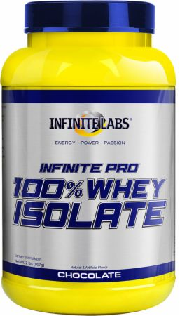 INFINITE LABS: INFINITE PRO 100 ISO CHOCOLATE 2 LBS