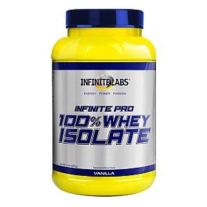 INFINITE LABS: INFINITE PRO 100 ISO VANILLA 2 LBS