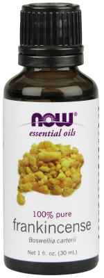 NOW: FRANKINCENSE OIL  100% PURE   1 OZ 1